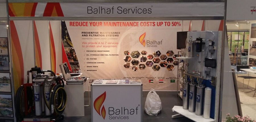 micfil ProjectQatar booth 2016
