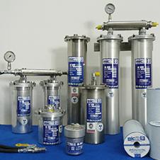 Modulare Ultrafein Filter Systeme