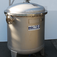 Micfil FB Bulk Filter Ultra Fine - Stationary System
