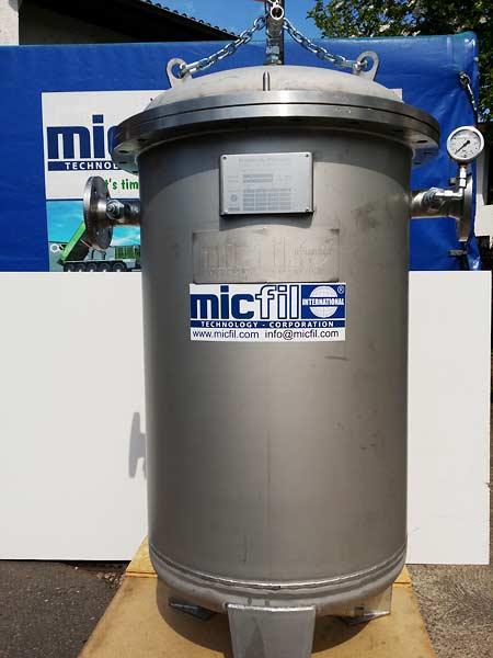 Micfil FB Bulk Filter Ultra Fine - Stationary System, FB 600