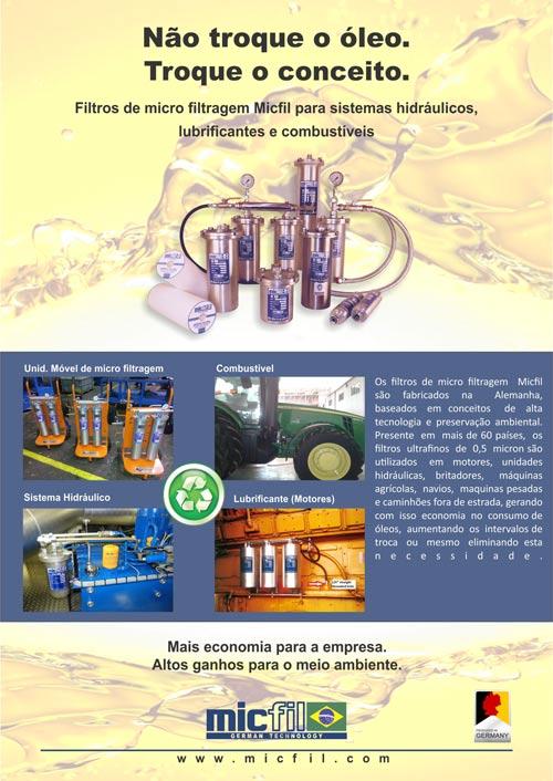 micfil Filtros Ultrafinos