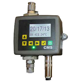 Micfil Laser contamination monitoring sensor