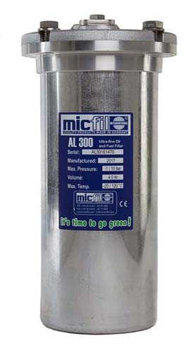 Micfil Ultrafein Filter AL300