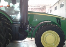 Instalação micfil para Máquinas Agrícolas