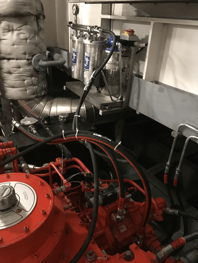 Veth gear box