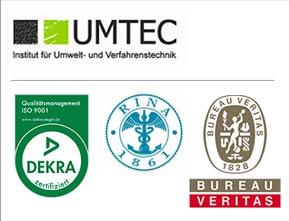 Micfil - Siegel und Zertifikate